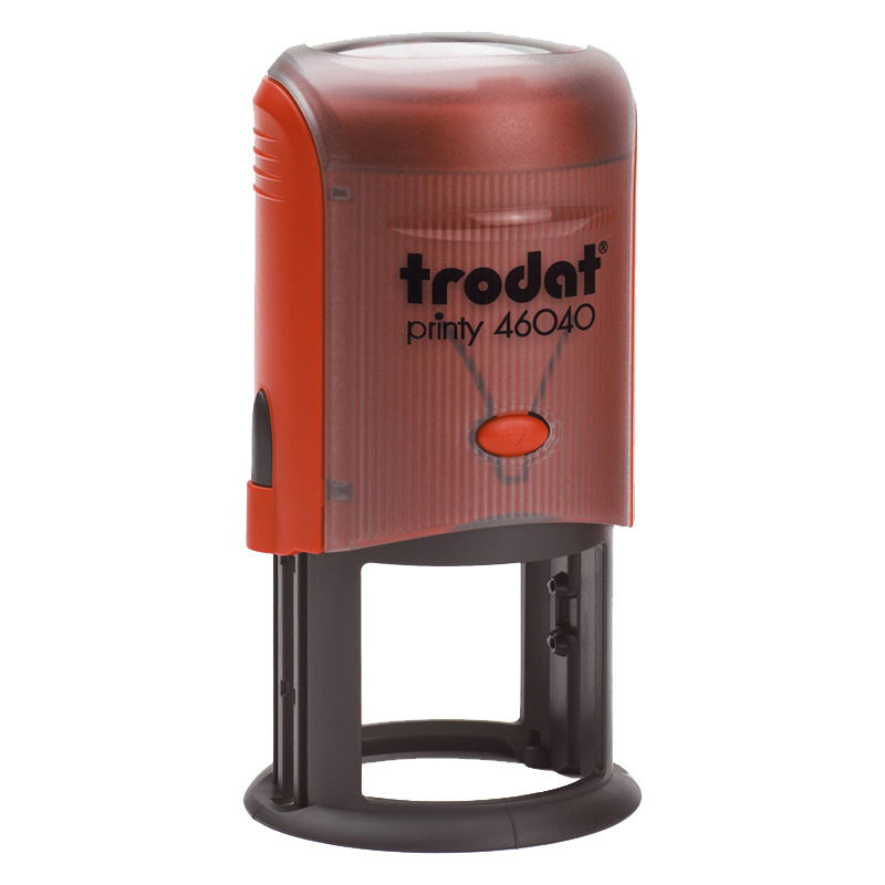 Trodat-Printy-46040-Round-Self-Inking-Stamp