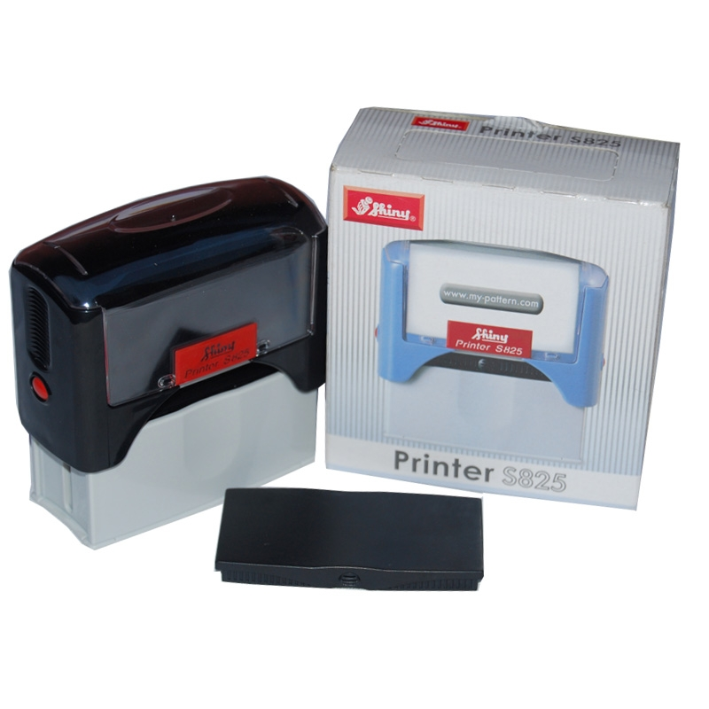 Shiny-S-825-Self-Inking-Stamp